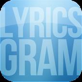 LYRICS GRAM