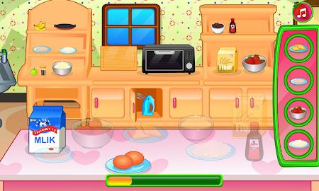 Cooking strawberry short cake 2.0.8 screenshot 714280