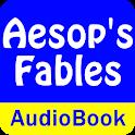 Aesop's Fables (Audio Book) logo