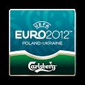 UEFA EURO 2012 TM by Carlsberg logo