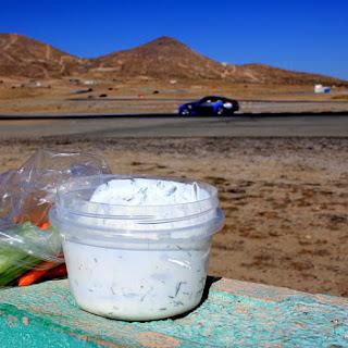 Racetrack Yogurt Dill Dip.