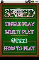 Screenshot of Speed