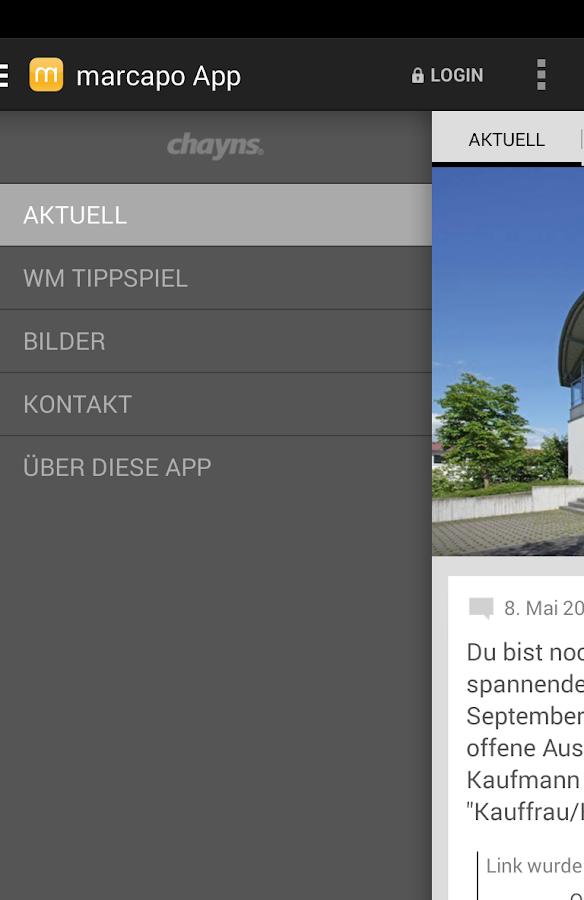 marcapo GmbH - screenshot