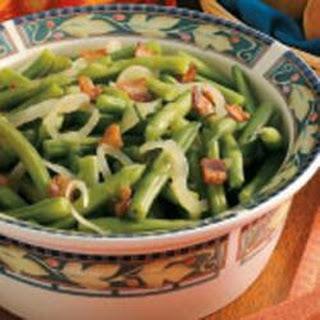 Zippy Green Beans