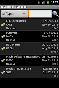 My Finance Manager - screenshot thumbnail