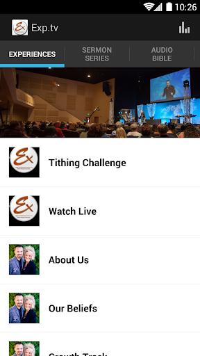 Experience Church.tv