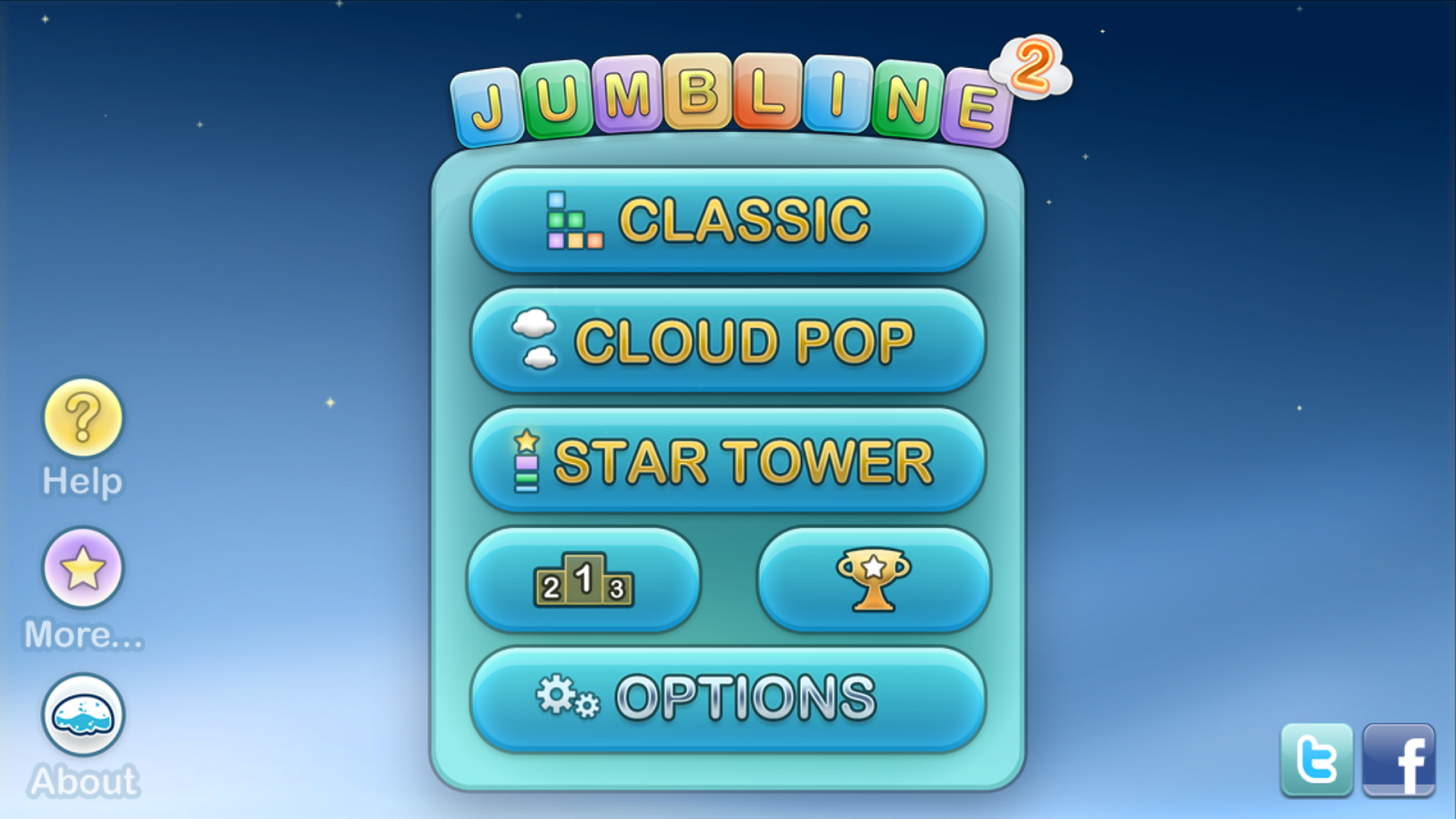 Jumbline 2 - screenshot