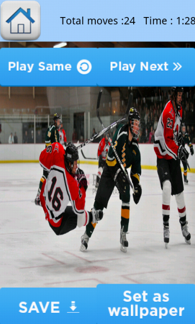 Hockey Games - screenshot