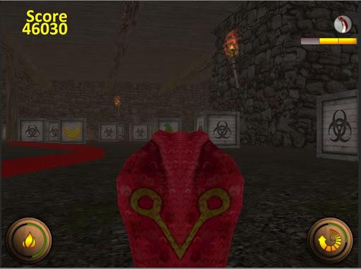 3D Snake Game SNAK3D