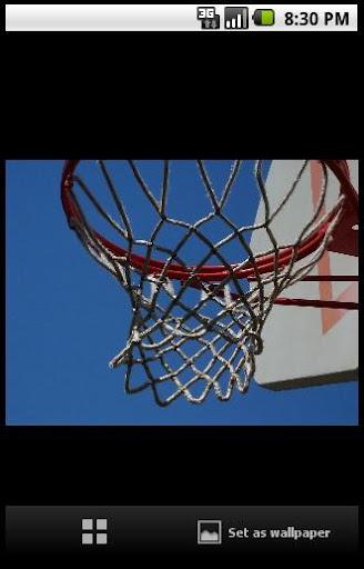 basket hoop wallpaper HD
