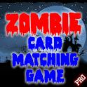 Zombie Matching Game Pro