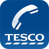 Tesco Calling Card