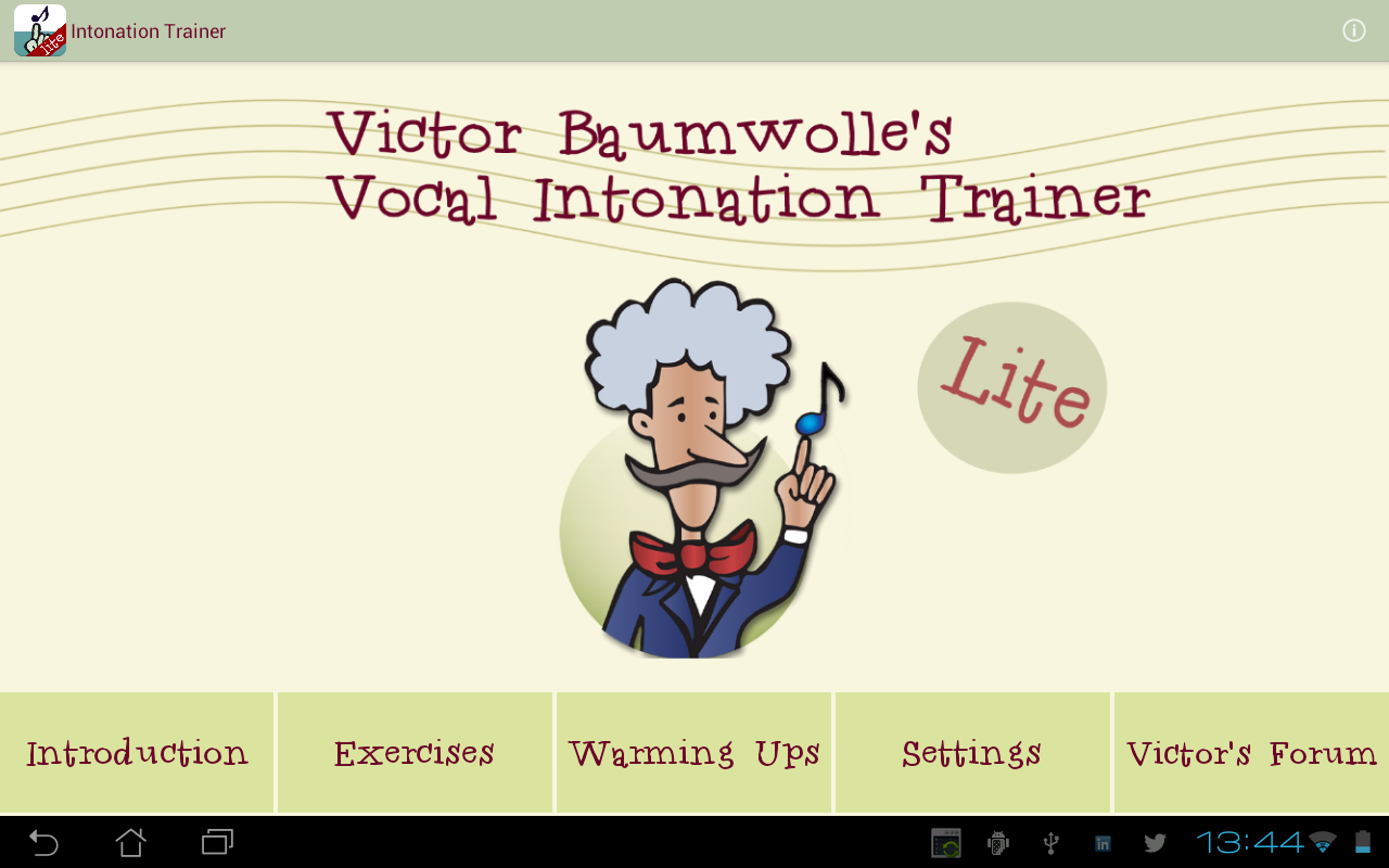 Vocal Trainer - Singing Better- screenshot