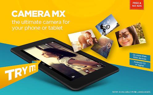 Camera MX Screenshot 25