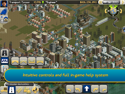Transport Tycoon - screenshot thumbnail