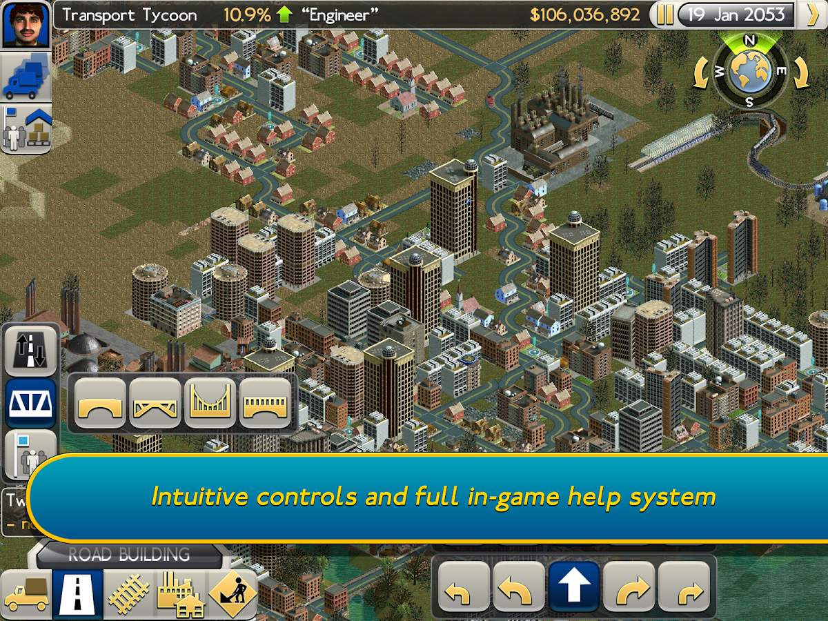 Transport Tycoon - screenshot