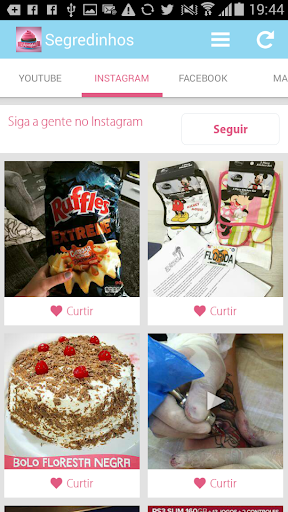 【免費娛樂App】Segredinhos-APP點子