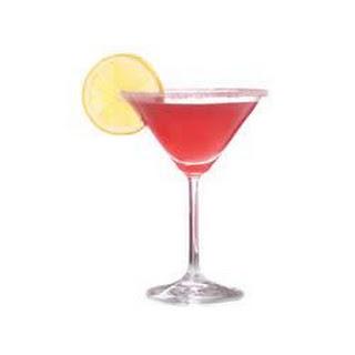 Cuervo Especial Pomegranate Margarita Martini