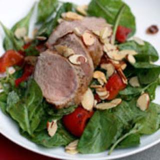 Grilled Romesco-Style Pork