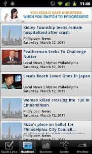 Philadelphia Local News - screenshot thumbnail