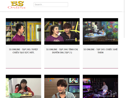 5S Online New