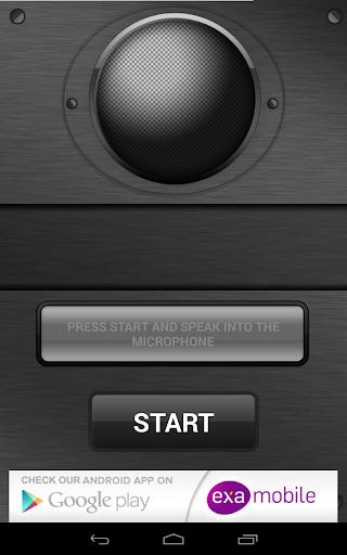 Voice Lie Detector Prank for PC