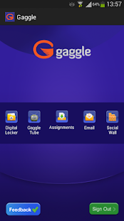 Gaggle - screenshot thumbnail