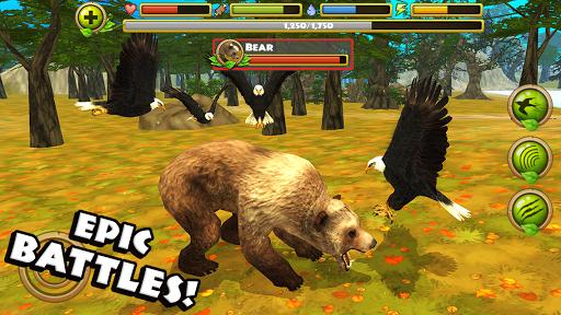 Eagle Simulator для планшетов на Android
