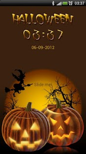 How to get Halloween 2 GO Locker theme patch 1.01 apk for laptop
