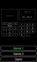 Screenshot of Tiny Math Game Pro