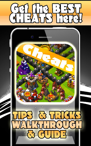 COC Guide Maps Gems Coins