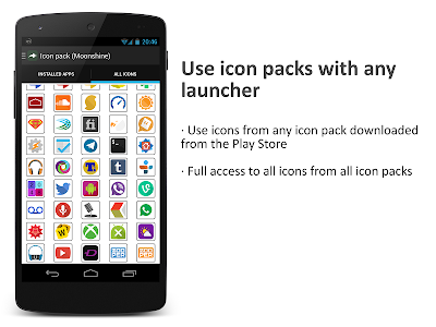 Awesome icons v0.12.5