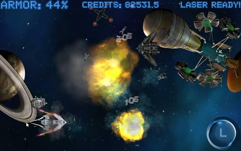 Space Shooter Ultimate- screenshot thumbnail