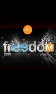 STAGEnext Freedom 2013