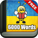 Aprender Ucraniano 6k Palabras