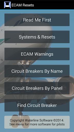 Airbus ECAM Resets - Trial