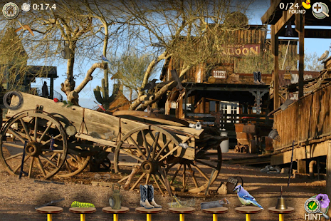 Hidden Objects Quest 10- screenshot thumbnail