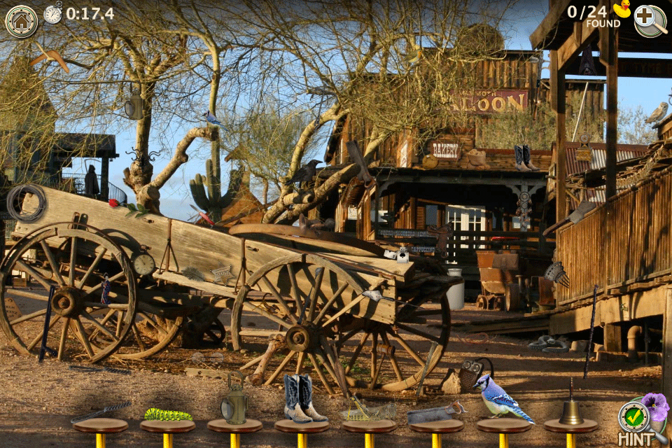 Hidden Objects Quest 10- screenshot