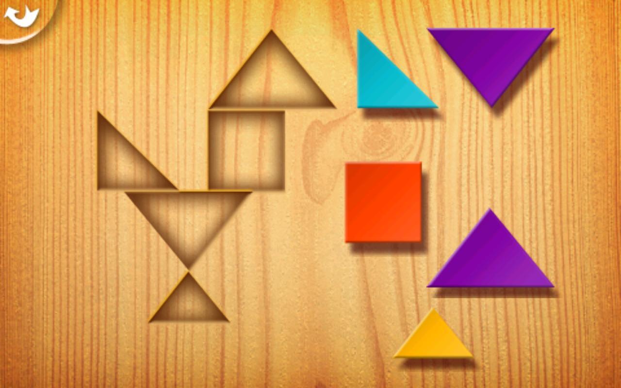 Kids Tangrams Lite- screenshot