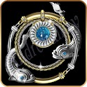 Apex/GO Theme Jewelled Pisces icon