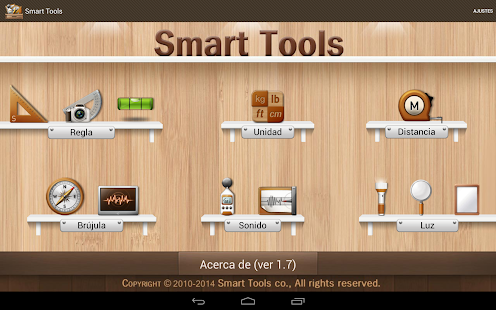Smart Tools - herramientas - screenshot thumbnail