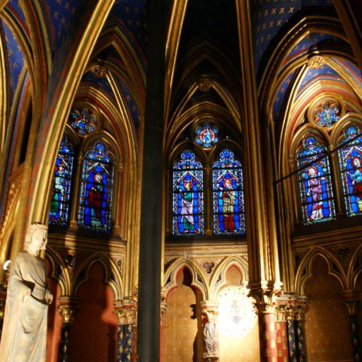 Sainte Chapelle -Paris (FR003)