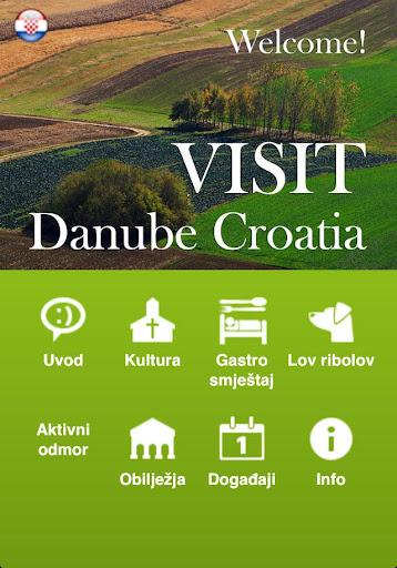 【免費旅遊App】Visit Danube Croatia-APP點子