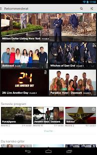 TV3 Play- screenshot thumbnail