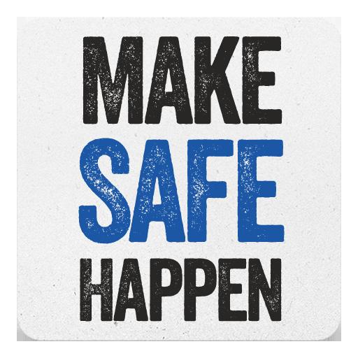 Make Safe Happen LOGO-APP點子