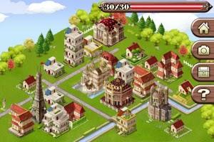 Screenshot of MyBoxTown