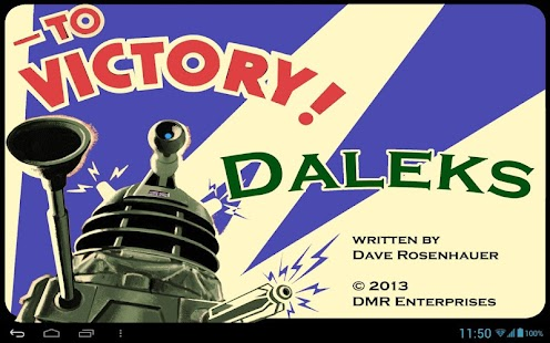 Daleks - screenshot thumbnail