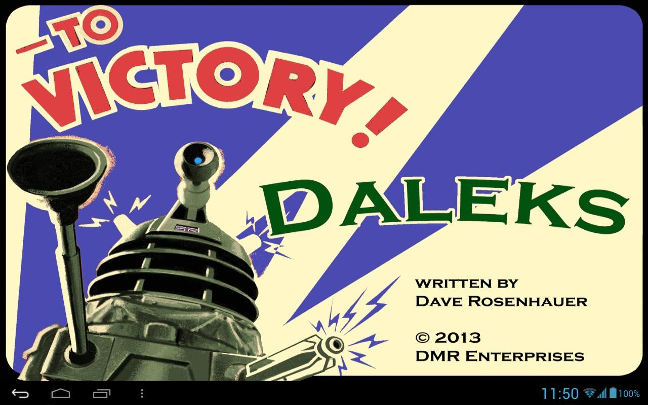 Daleks - screenshot