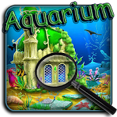 Aquarium. Hidden objects