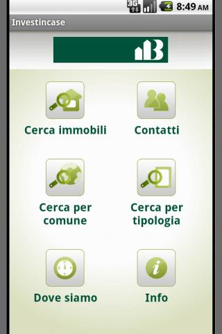 Bassi Immobiliare- screenshot